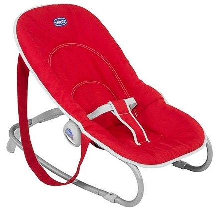 Chicco Easy Relax Baby Bouncer Red