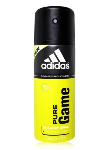 Adidas Pure Game Deo Body Spray - For Men