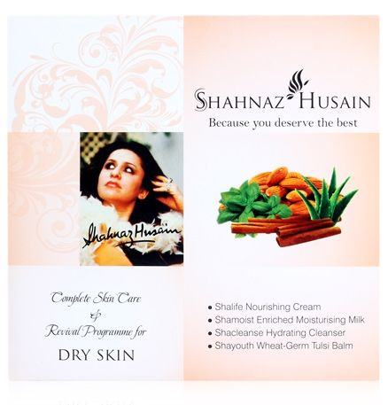 Shahnaz Husain Natural skin care