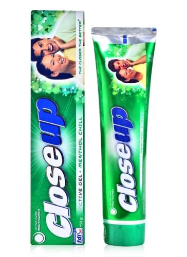 Close Up Menthol Chill Toothpaste