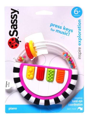 Sassy - Piano