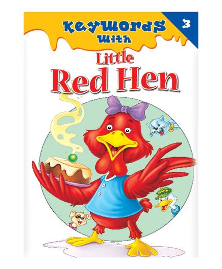 Macaw Key Words Little Red Hen - English