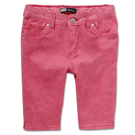 LEVIS Shorts with Belt Loop - Pink
