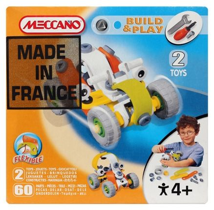 Meccano - Build and Play Small Convertible