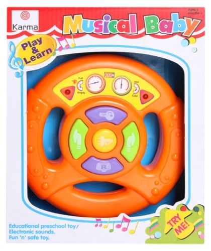 Karma Musical Toy - Fun Driver