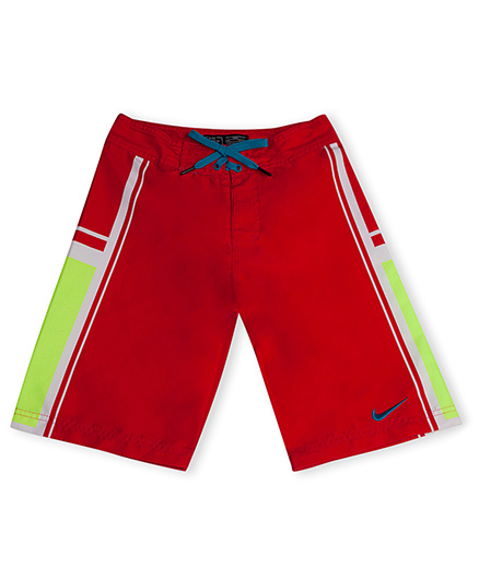 Nike Pick Up Board Shorts - Red