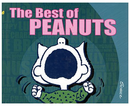 Shree Book Centre The Best Of Peanuts Book 6 - English