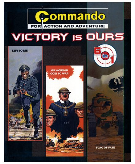 Shree Book Centre Commando Victory Of Ours 6 In 1 - English