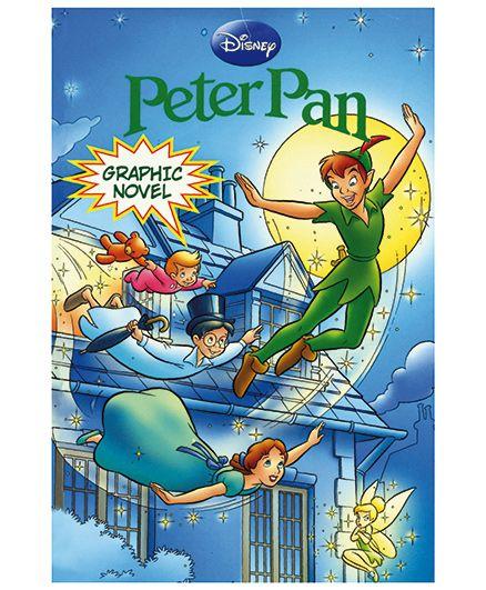 Shree Book Centre Disney Peter Pan - English