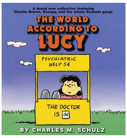Shree Book Centre The World According To Lucy - English