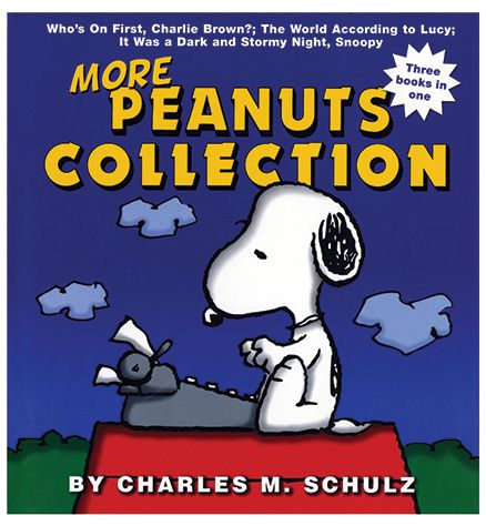 Shree Book Centre More Peanuts Collection - English