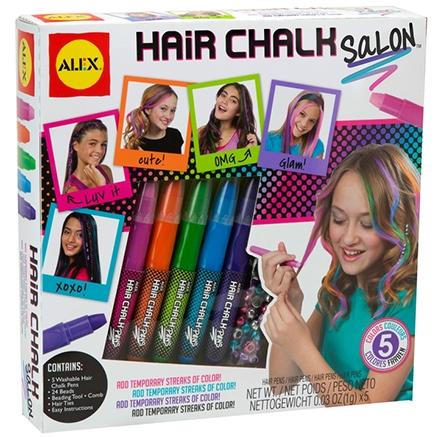 Alex Toys Hair Chalk Salon