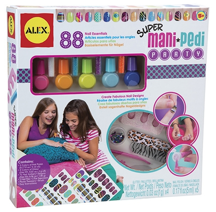 Alex Toys Super Mani Pedi Party