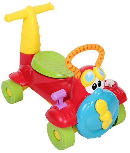 Chicco Sky Rider Multicolor Manual Push Ride On
