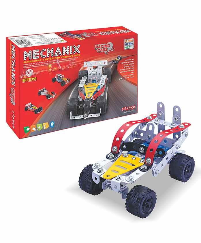 Zephyr - Mechanix Racing Cars