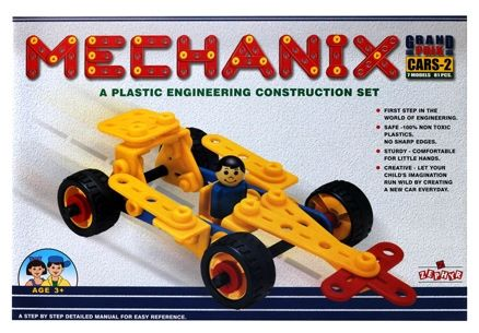 Zephyr Mechanix Grand Pix Cars 2