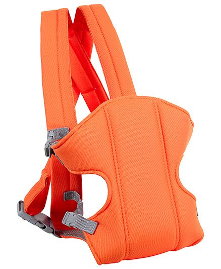 One Way Baby Carriers With Padded Shoulder Straps Orange - CA 108