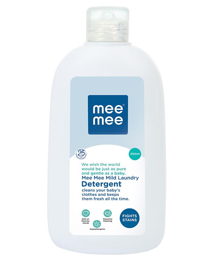 Mee Mee Mild Laundry Detergent, 300 ml