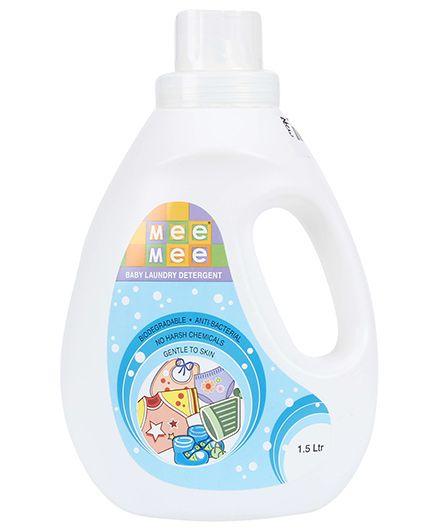 Mee Mee Baby Laundary Detergent, 1.5 Liters