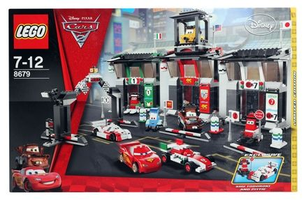 Lego - Disney Pixar Cars 2 Tokyo International Circuit