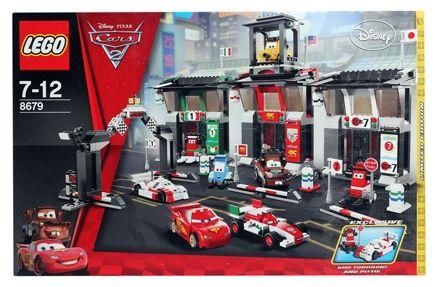 Lego - Disney Pixar Cars 2 Tokyo International Circuit