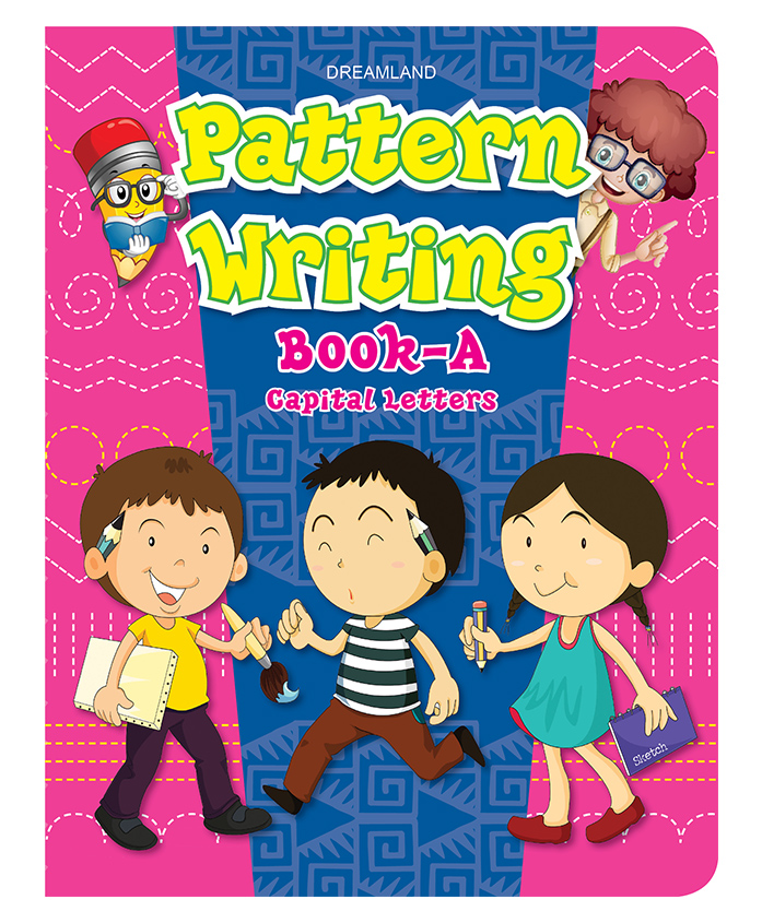 Dreamland Publication Pattern Writing Book Part A - English