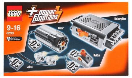 Lego - Power Function Motor Set