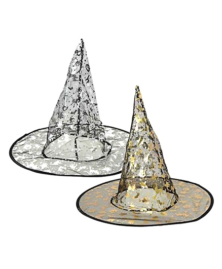 Wanna Party Witch Hat - 1 Hat