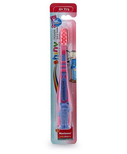 Morisons Baby Dreams - Shiny Teddy Toothbrush