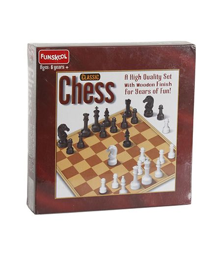 Funskool Classic Chess