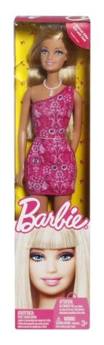 Barbie  -  Fashion Doll 3 Years+, Special Offer Gift With Doll (free Barbie ...