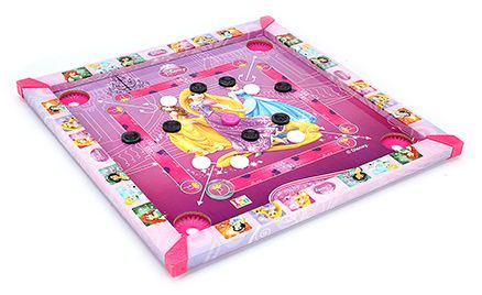 Disney Princess Carrom Board