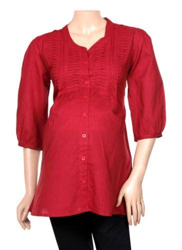 Uzazi - Maternity Wear Casual Quarter Sleeve Top