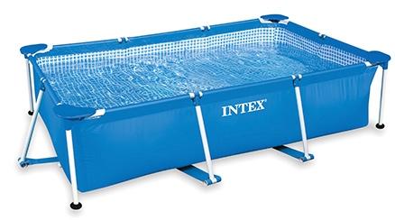 Intex Rectangular Frame Pool