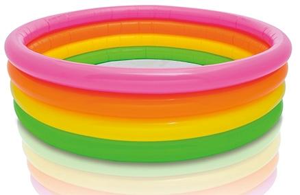 Intex Sunset Glow Pool - 4 Ring