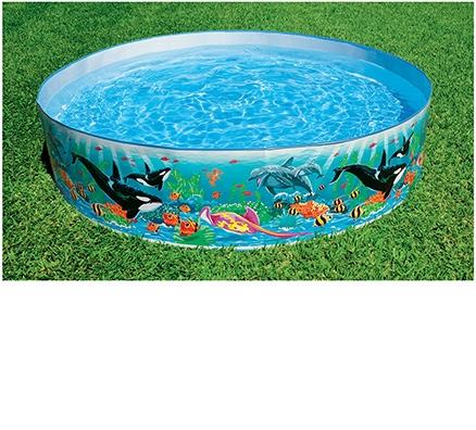 Intex Ocean Reef Snapset Pool
