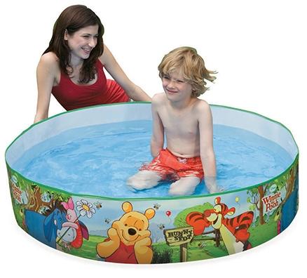 Intex Winnie The Pooh Snapset Pool