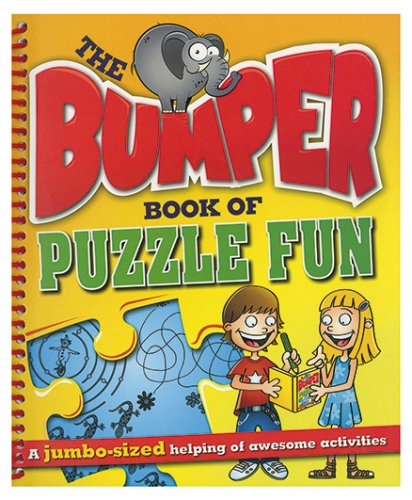 Arcturus - The Bumper Book Of Puzzle Fun