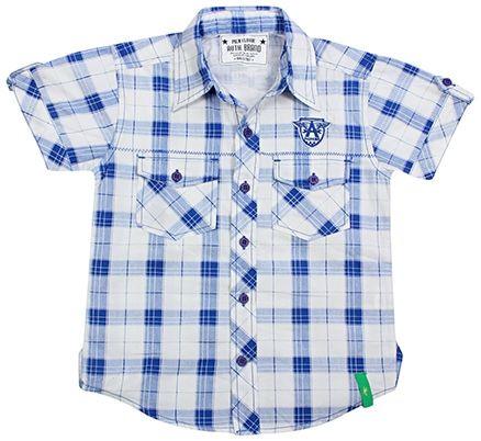 Gini & Jony - Half Sleeves Shirt