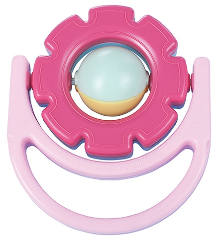 Tollyjoy Baby Rattle