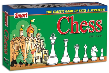 Smart Toy Chess Board Game