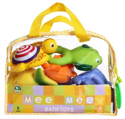 Mee Mee - Bath Toys 