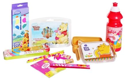 School Kit - Winnie The Pooh