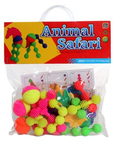 Buddyz Animal Safari Linking Series - Multi Color