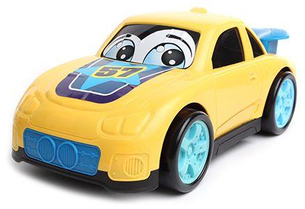 Dickie Happy Runner Car - Yellow