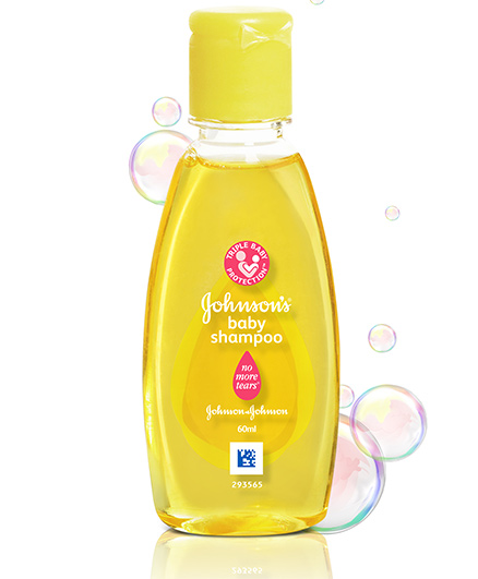 Johnsons Baby Shampoo, 60 ml