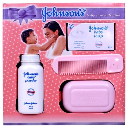 Johnson's - Baby Care Collection