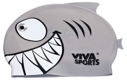 Viva Sports Fish Swimming Cap