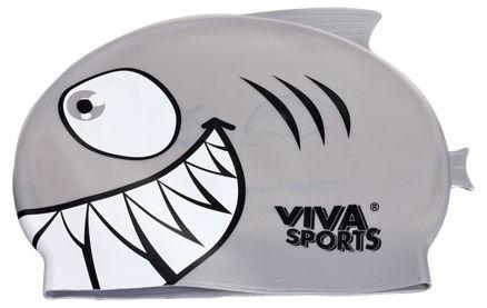 Viva Sports Fish Swimming Cap