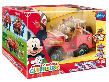 IMC Toys MMCH Radio Controlled Car Mickey Adventures